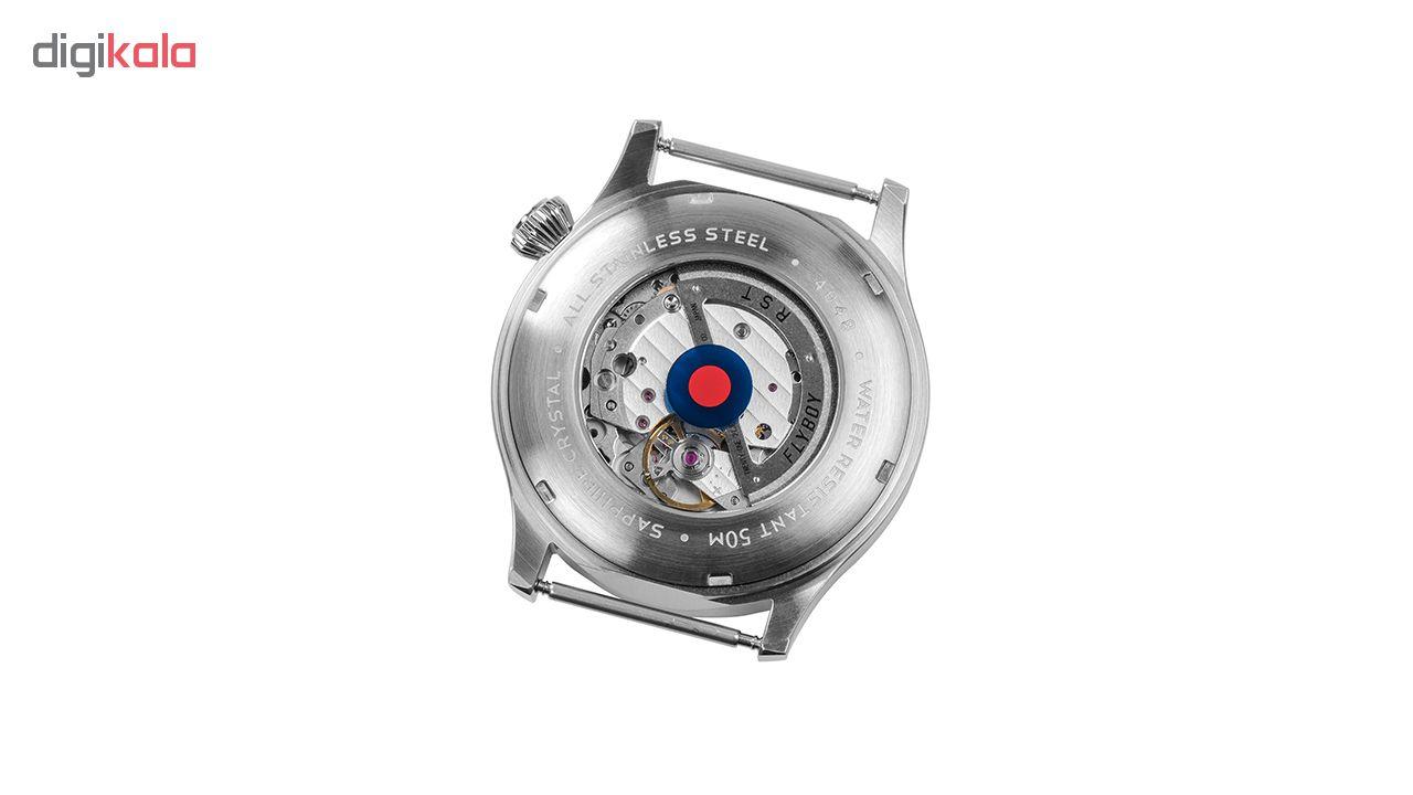 ساعت مچی عقربه ای مردانه ای وی-8 مدل AV-4048-01
