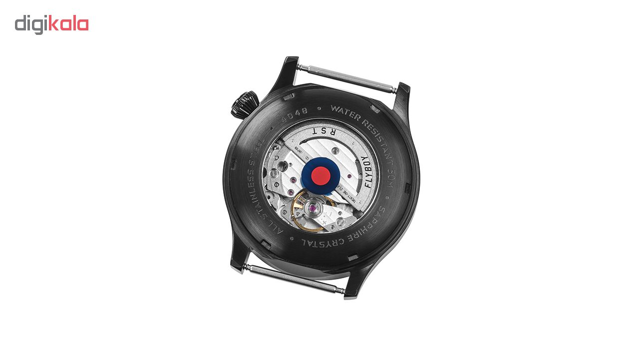 ساعت مچی عقربه ای مردانه ای وی-8 مدل AV-4048-04