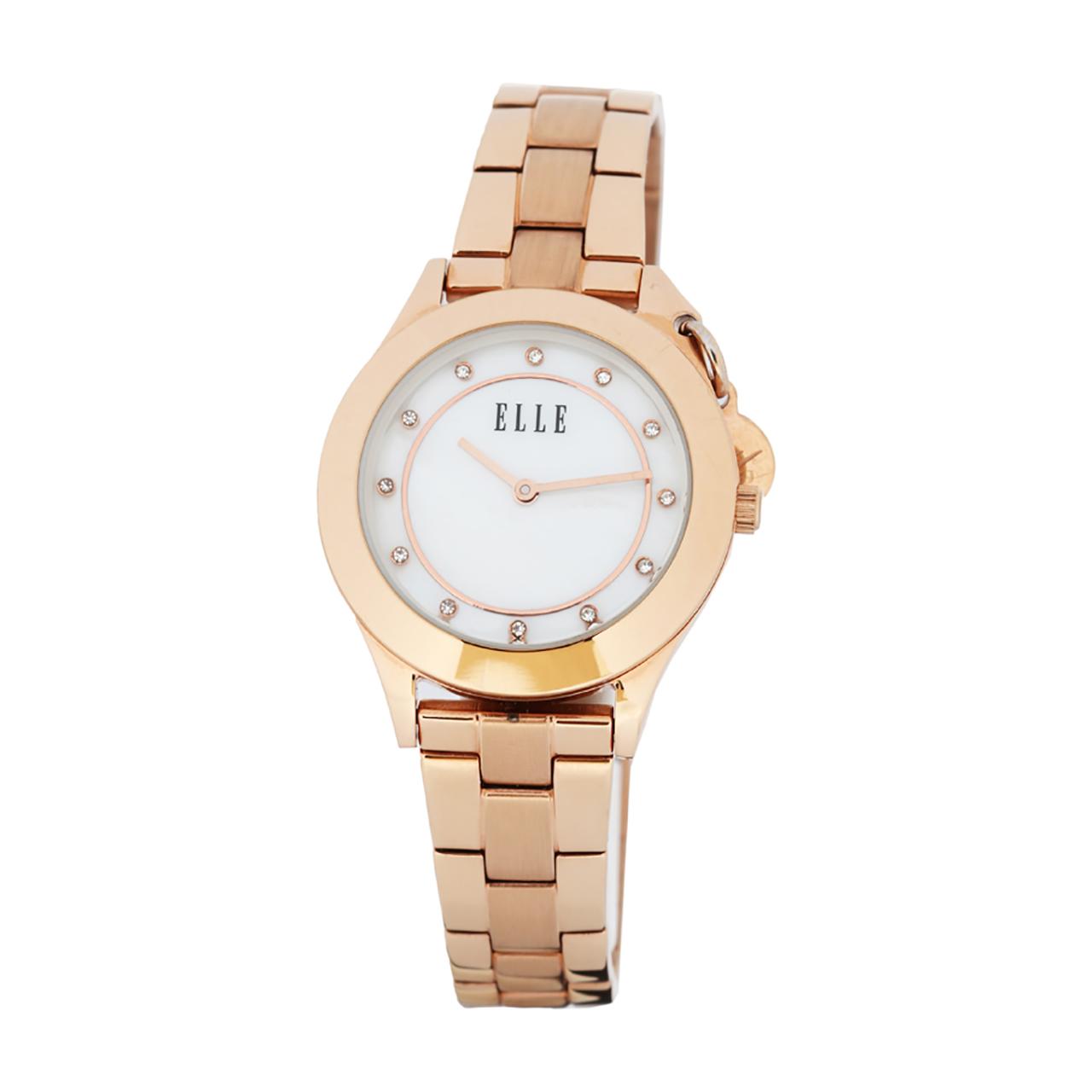 ساعت مچی عقربه ای زنانه ال مدل EL-E595RM