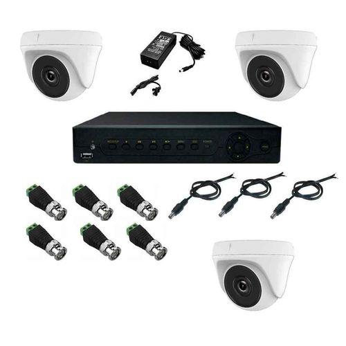 پک سیستم امنیتی نظارتی دوربین مداربسته مدل SX4001A