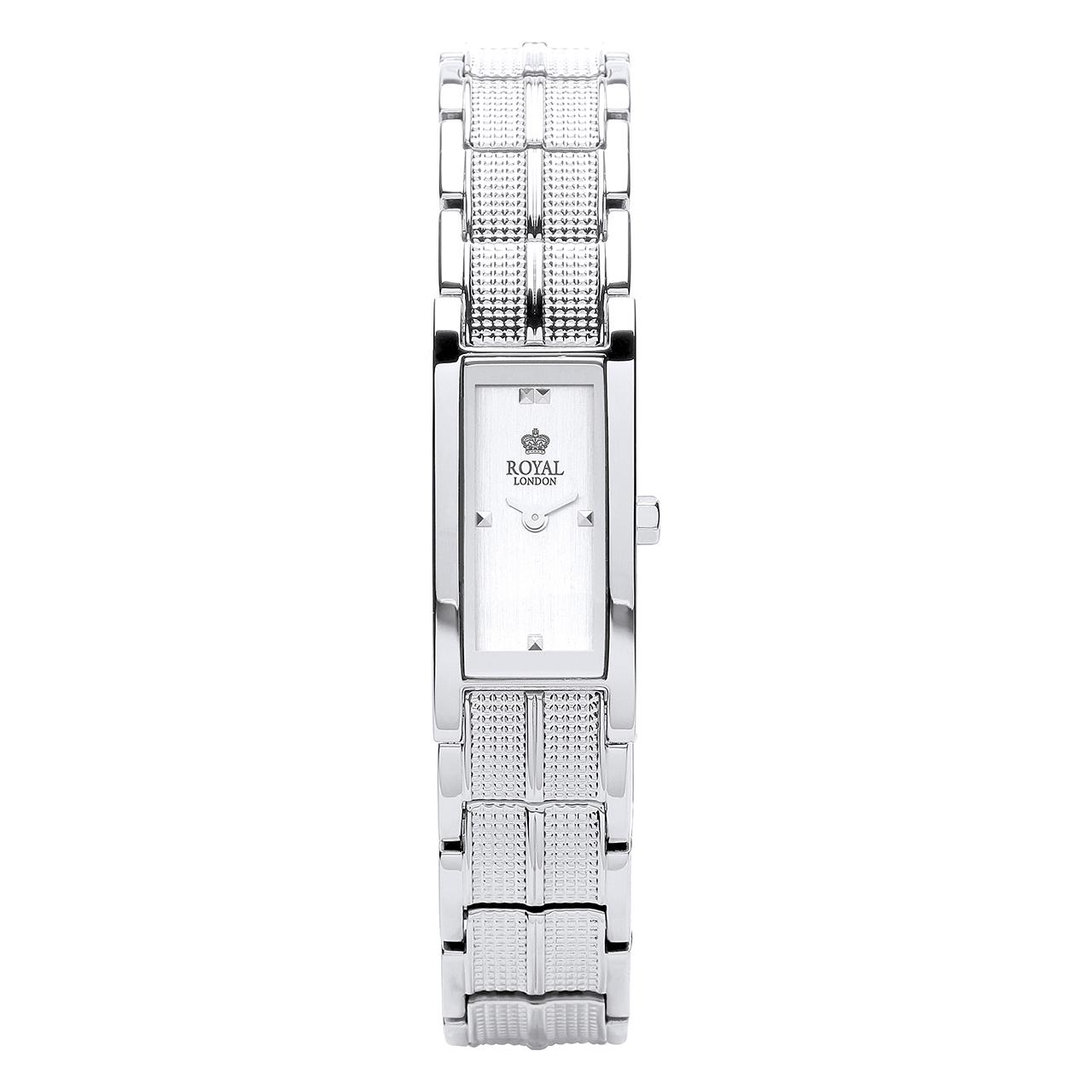 ساعت مچی عقربه ای زنانه رویال لندن مدل RL-21122-01