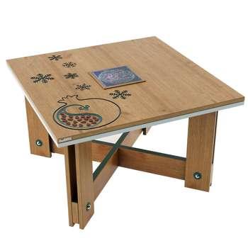 کرسی فوفل مدل T105 N 070 N-Z02 | Fuffel T105 N 070 N-Z02 kotatsu
