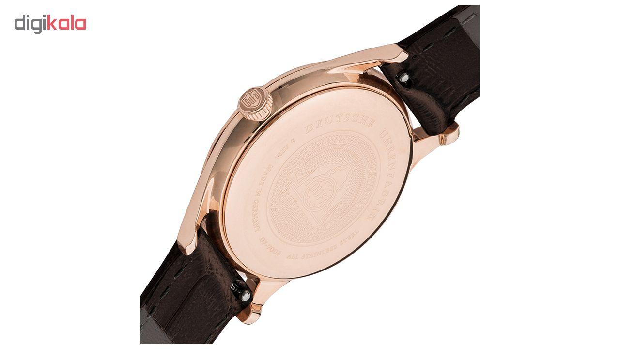 ساعت مچی عقربه ای زنانه دوفا مدل DF-7006-04