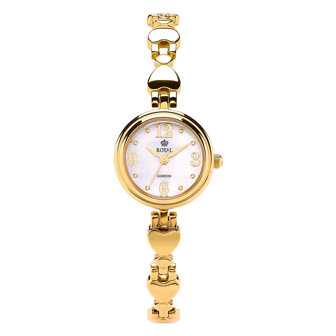 ساعت مچی عقربه ای زنانه رویال لندن مدل RL-21240-02