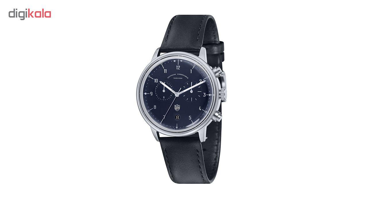 ساعت مچی عقربه ای مردانه دوفا مدل DF-9003-03