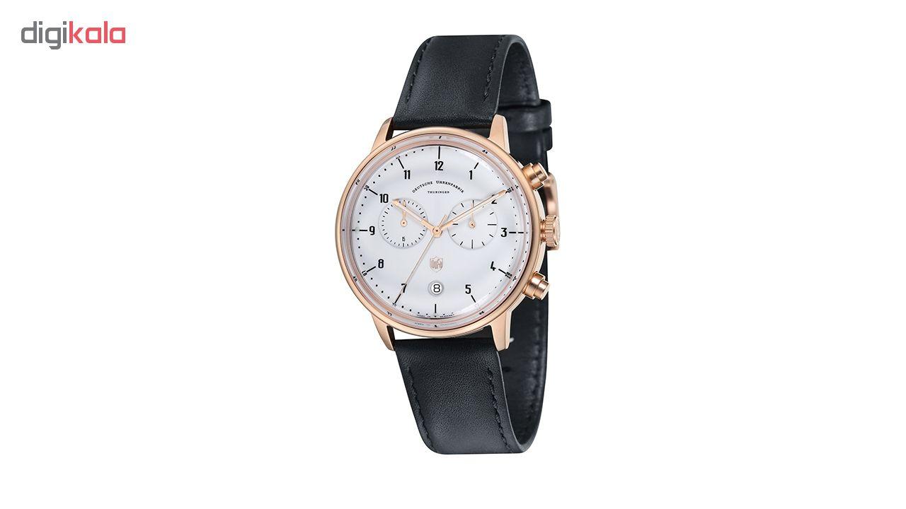 ساعت مچی عقربه ای مردانه دوفا مدل DF-9003-04