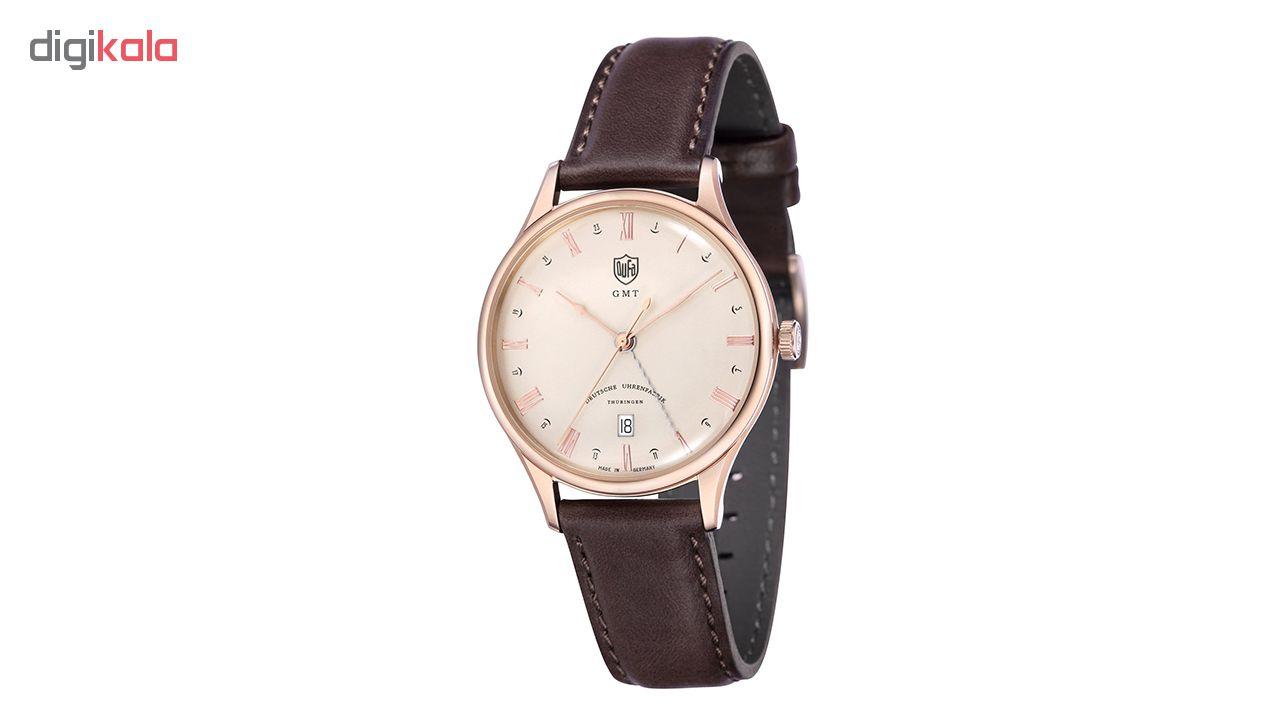 خرید ساعت مچی عقربه ای مردانه دوفا مدل DF-9006-07