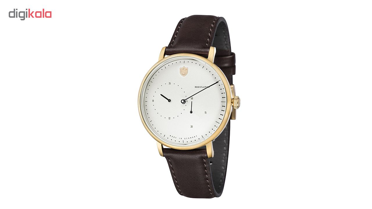 خرید ساعت مچی عقربه ای مردانه دوفا مدل DF-9017-02