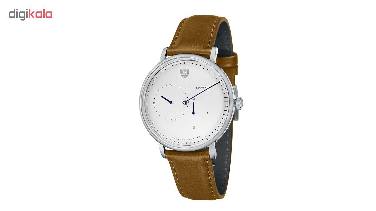 خرید ساعت مچی عقربه ای مردانه دوفا مدل DF-9017-05
