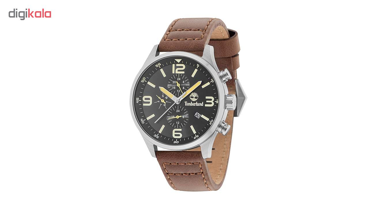 خرید ساعت مچی عقربه ای مردانه تیمبرلند مدل TBL15266JS-02