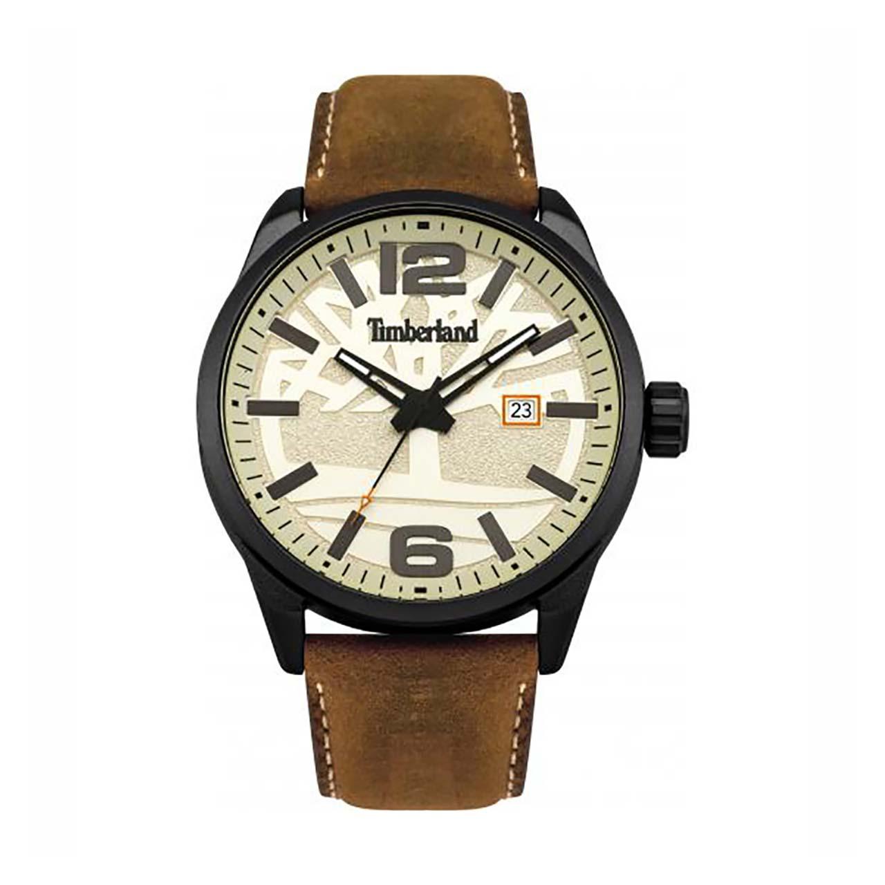 ساعت مچی عقربه ای مردانه تیمبرلند مدل TBL15029JLB-14