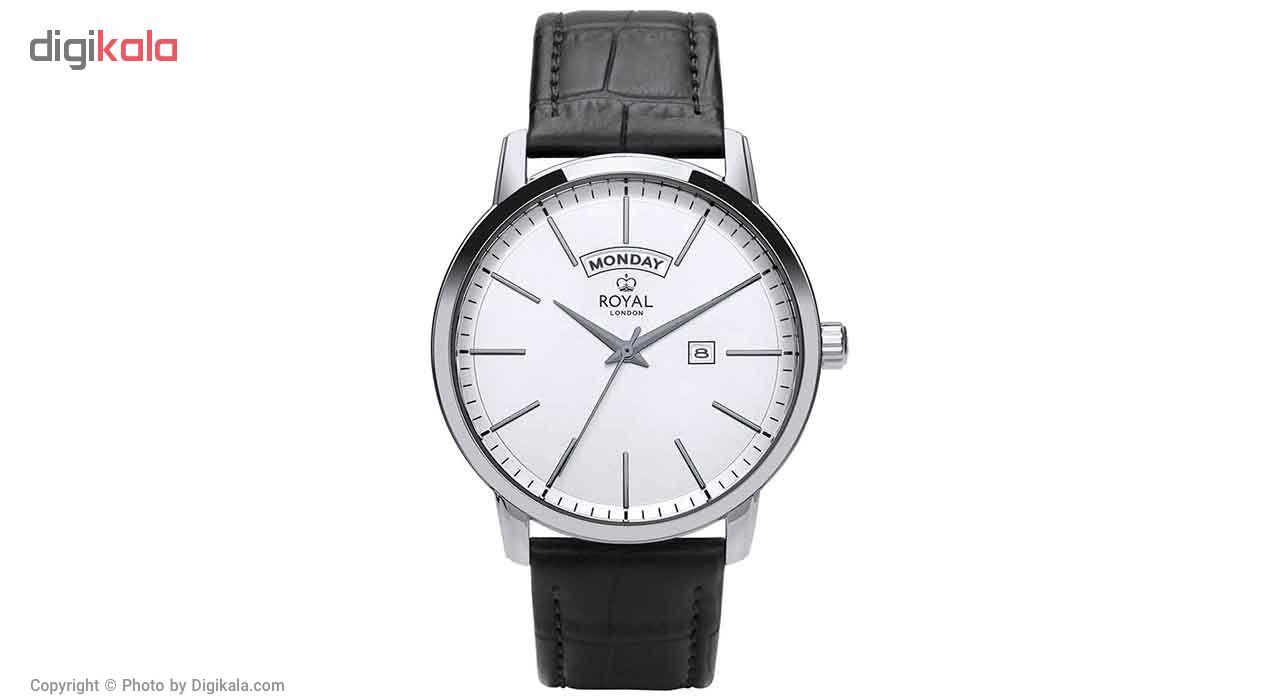 ساعت مچی عقربه ای مردانه رویال لندن مدل RL-41391-01