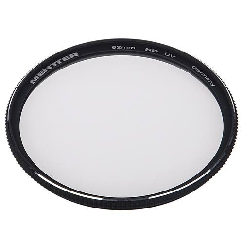 فیلتر لنز منتر مدل HD UV 62mm