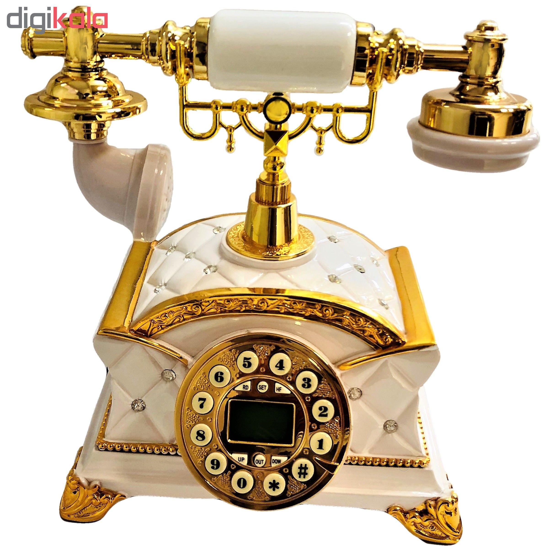 قیمت                      تلفن کلاسیک افق مدل 019A
