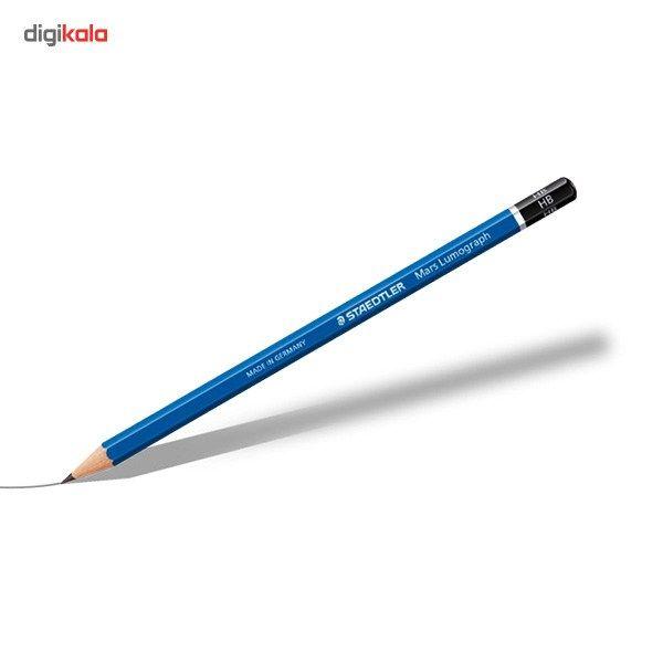 مداد مشکی استدلر مدل Mars - بسته 12 عددی main 1 6