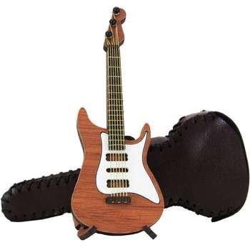 گیتار برقی دکوری برندزکالا مدل BK-701 همراه با کیف |