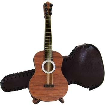 گیتار کلاسیک دکوری برندزکالا مدل BK-702 همراه با کیف |