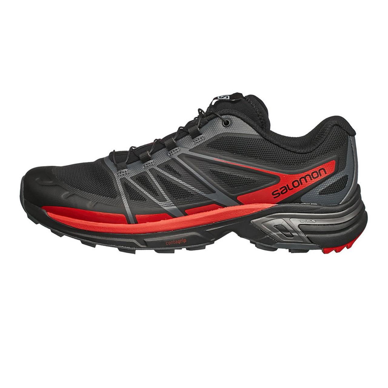 کفش مخصوص پیاده روی سالومون مدل WINGS PRO 2-RED