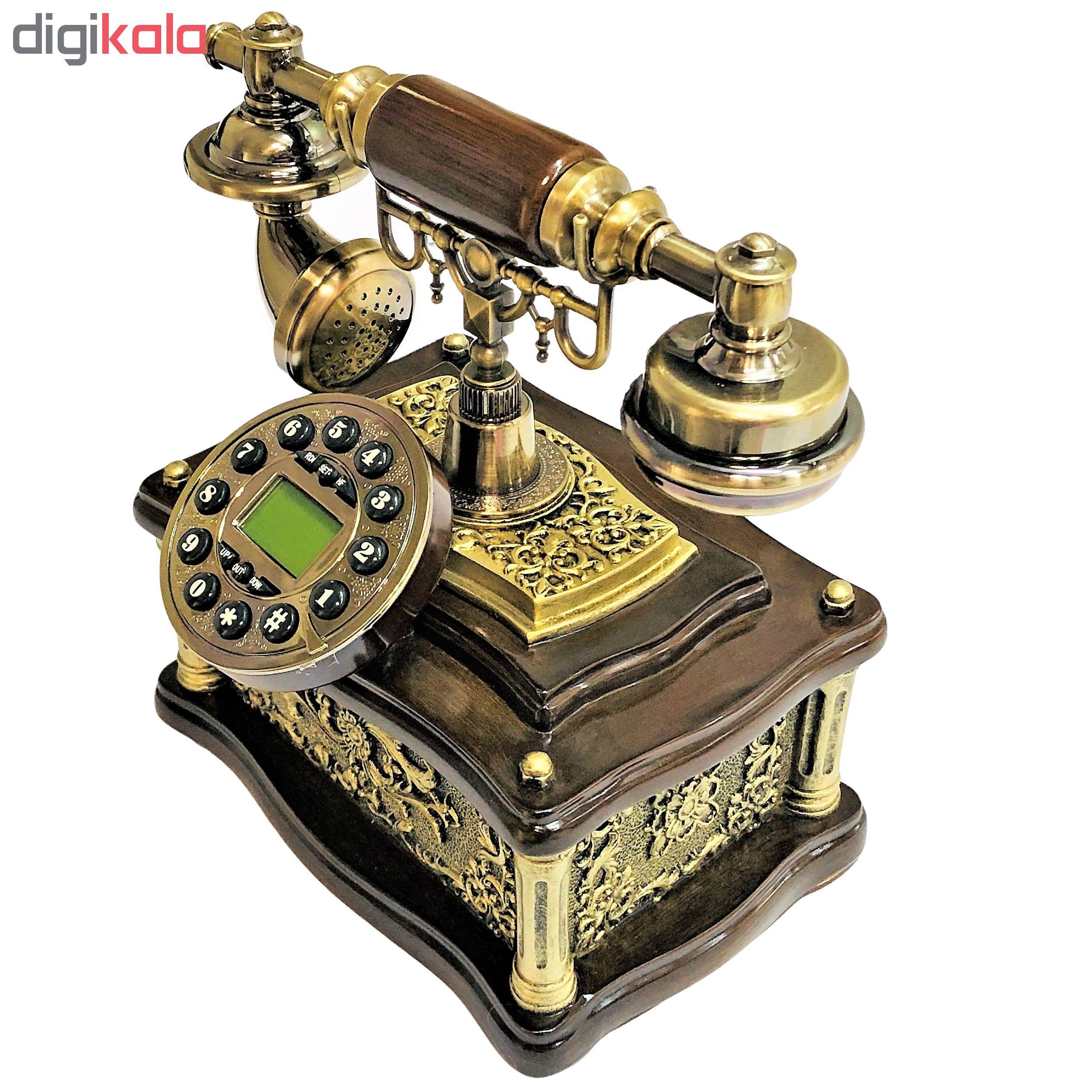 قیمت                      تلفن کلاسیک افق مدل 1200D