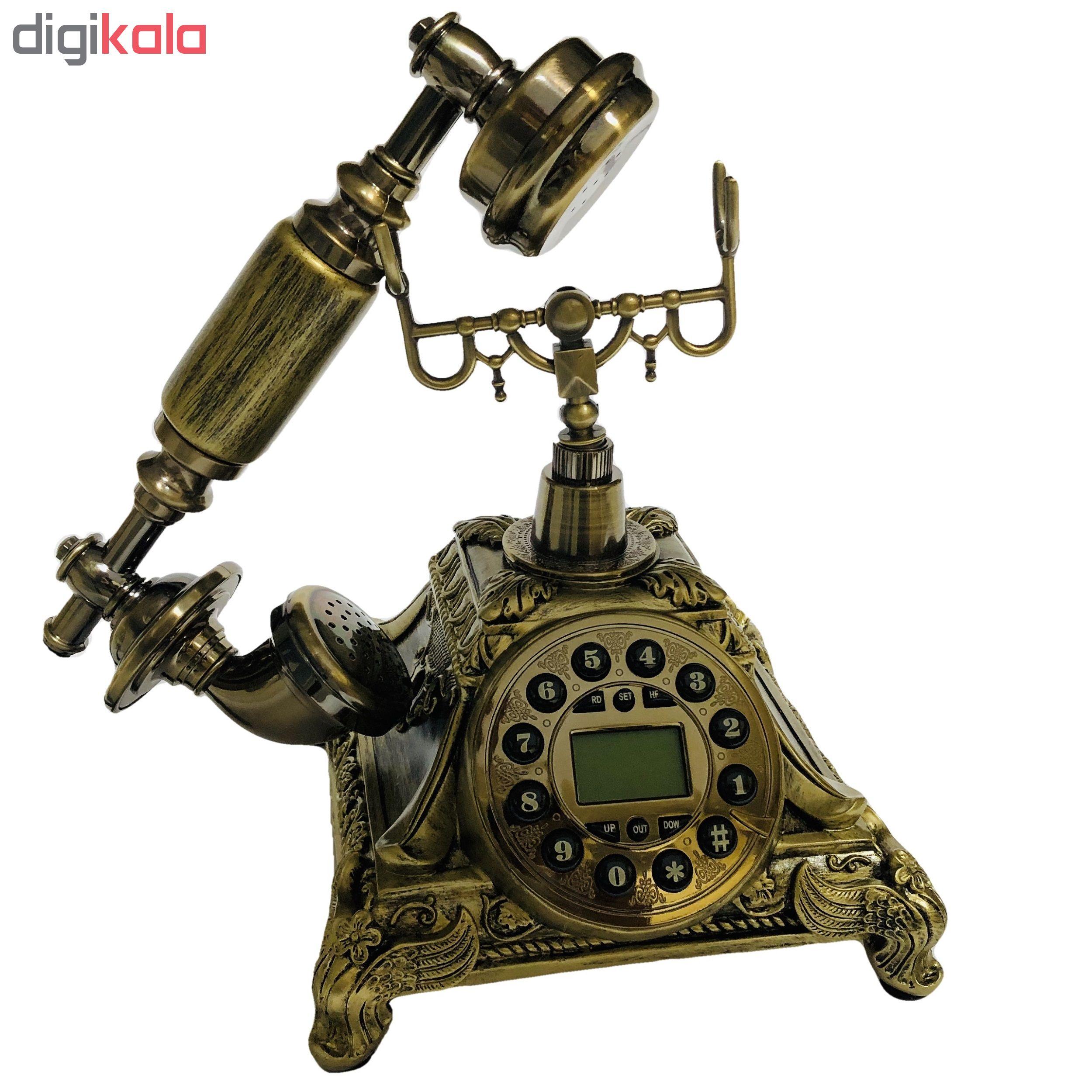 قیمت                      تلفن کلاسیک افق مدل 5501A