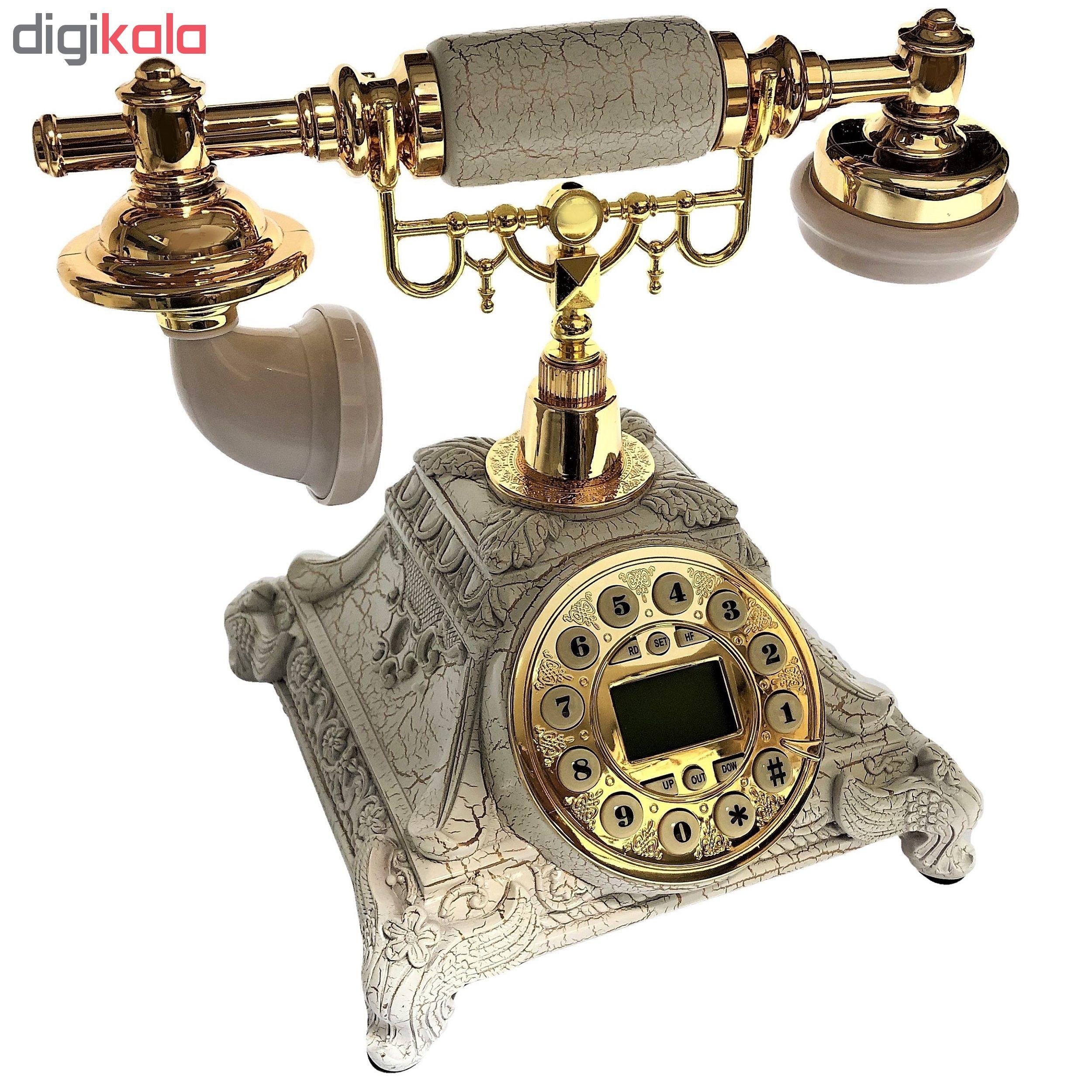 قیمت                      تلفن کلاسیک افق مدل 5501B