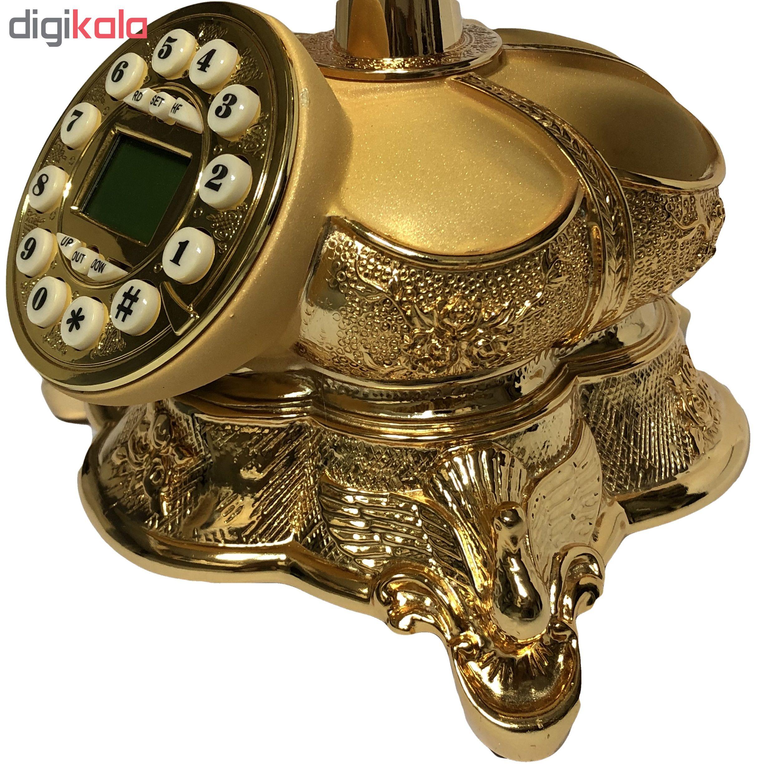 قیمت                      تلفن کلاسیک افق مدل 8326D
