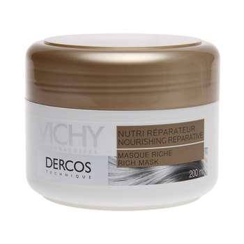 ماسک مو تغذیه کننده و ترمیم کننده سری Dercos ویشی حجم 200 میلی لیتر