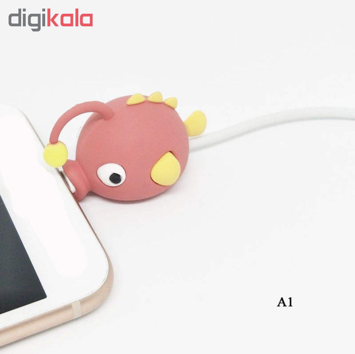 محافظ کابل عروسکی مدل DuDuFish main 1 3