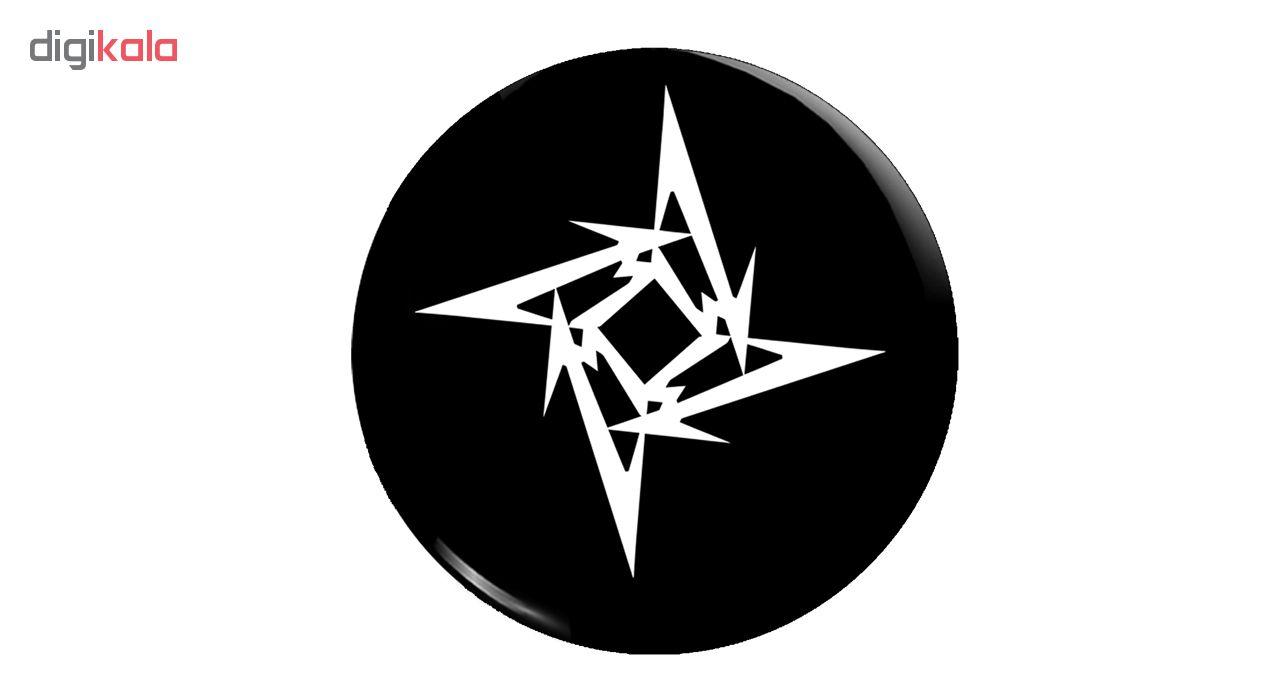 پیکسل طرح گروه موسیقی متالیکا کد 001 main 1 1