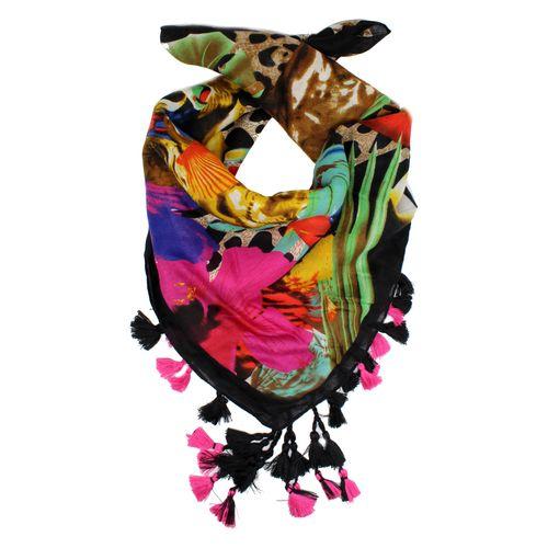 روسری زنانه  هاوایی مدل A-R008