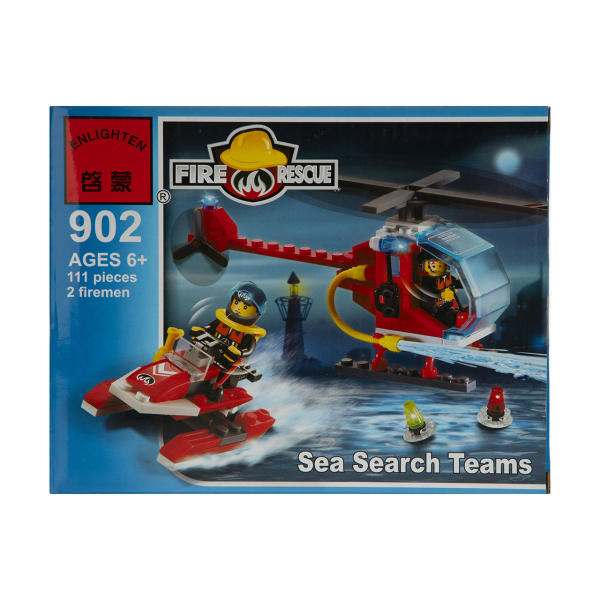 ساختنی مدل Sea Search Teams 902