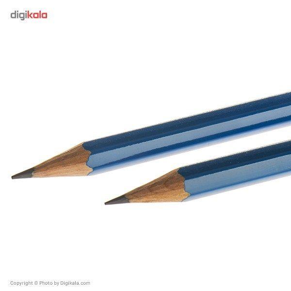 مداد مشکی استدلر مدل Mars - بسته 12 عددی main 1 8