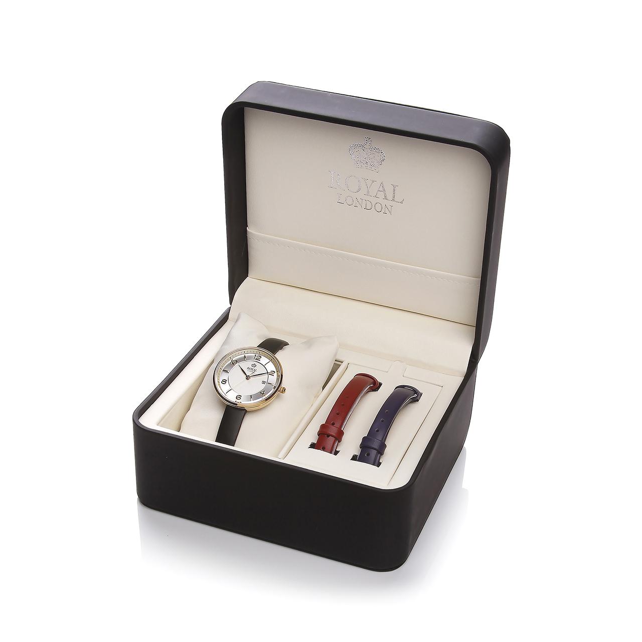 ساعت مچی عقربه ای زنانه رویال لندن مدل RL-21332-02