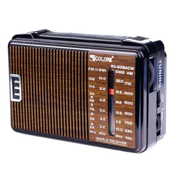 رادیو گولون مدل RX-608A