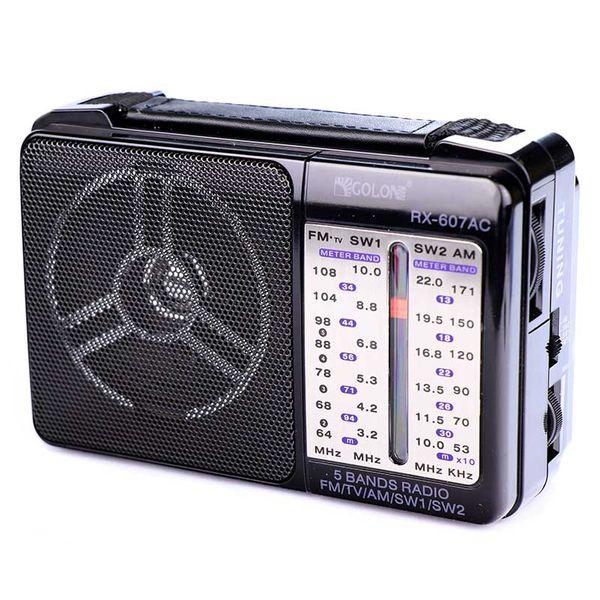 رادیو گولون مدل RX-607A