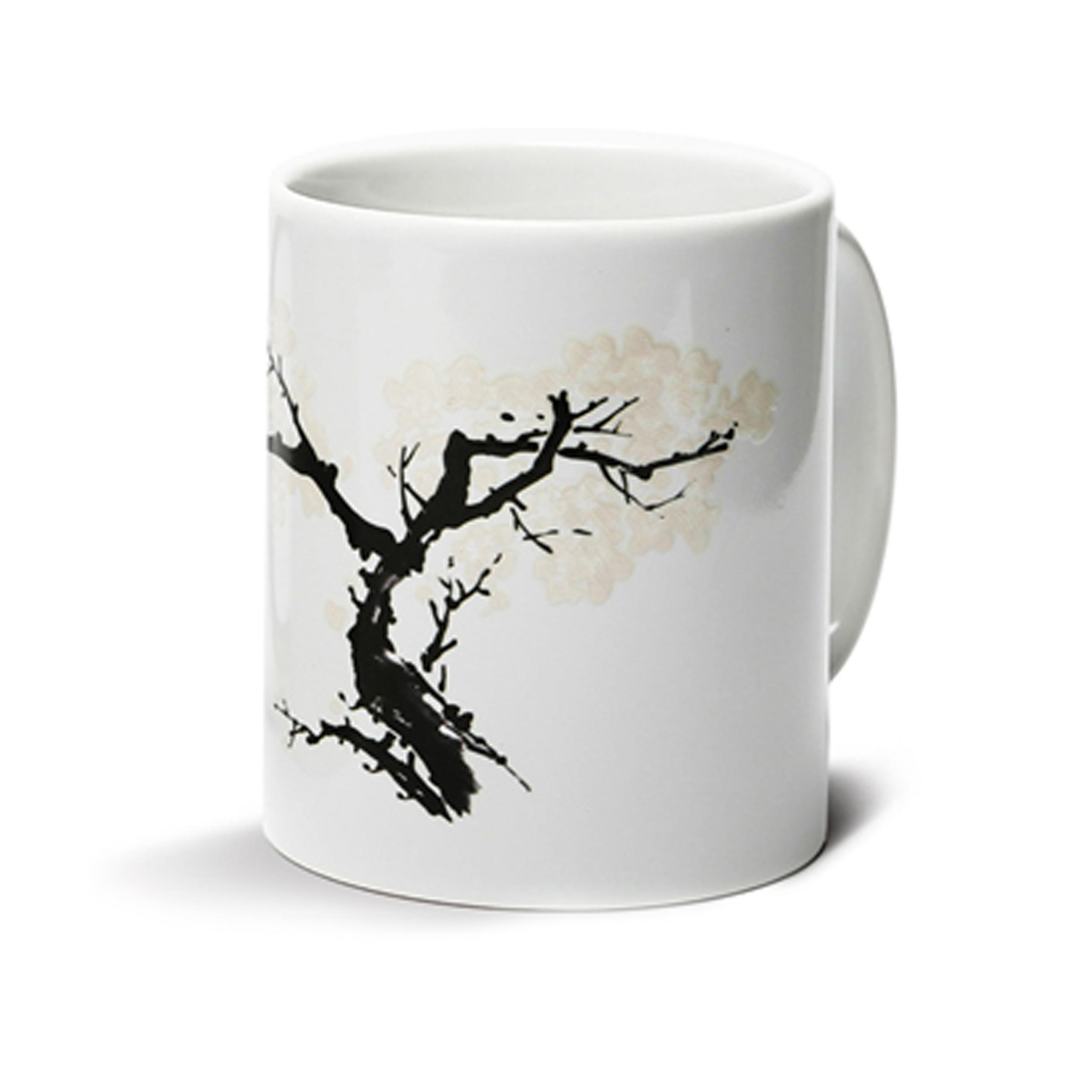 ماگ حرارتی کیکرلند مدل درخت بهاری