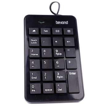 تصویر صفحه کلید عددی بیاند مدل BA-۵۵۰ Beyond BA-550 Numeric Keypad