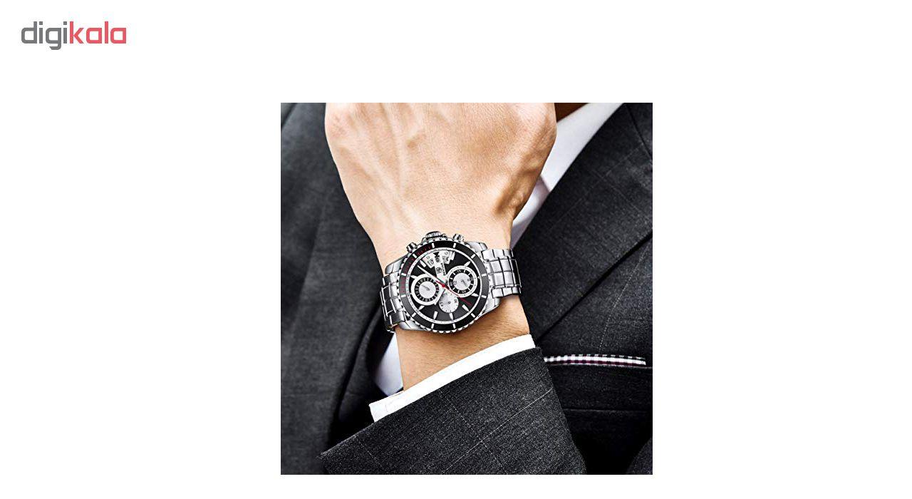 ساعت مچی عقربه ای مردانه بنیار مدل 5127