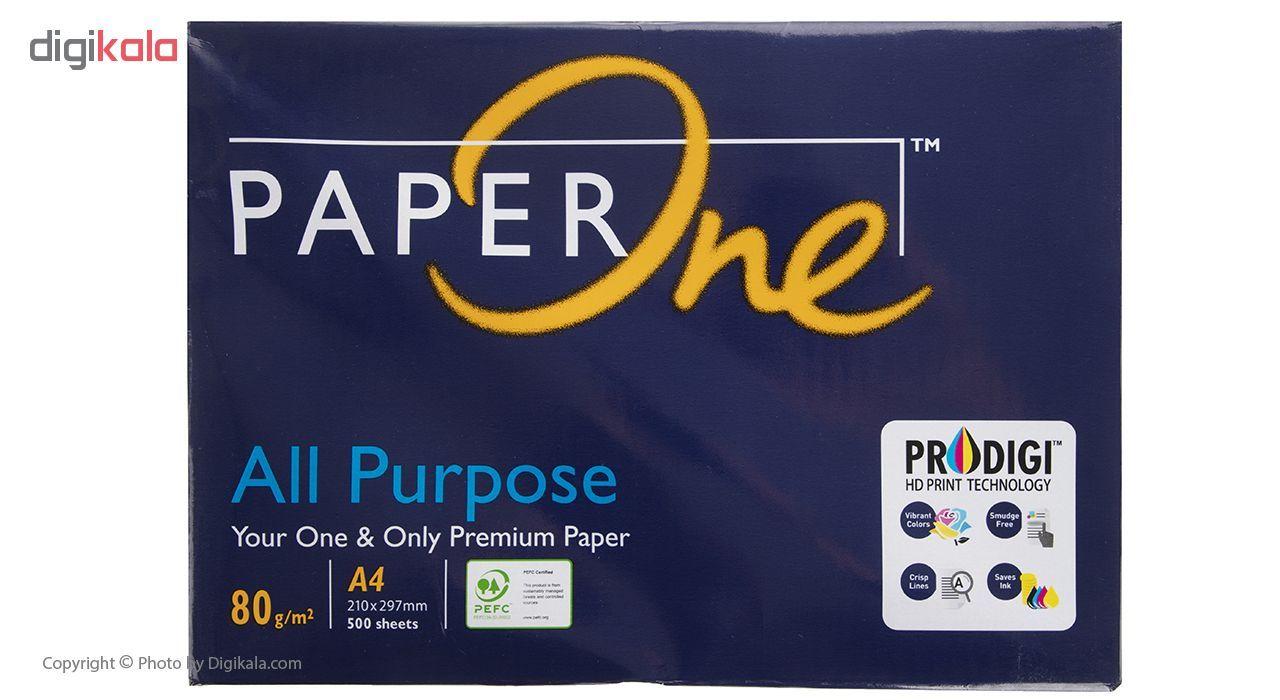 کاغذ 80 گرمی پیپر وان سایز A4 main 1 1