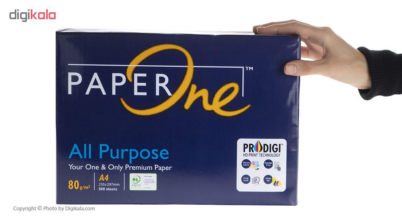 کاغذ 80 گرمی پیپر وان سایز A4 main 1 4