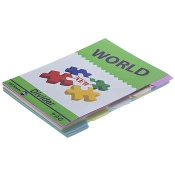 دیوایدر 5 رنگ ورد بسته 100 عددی