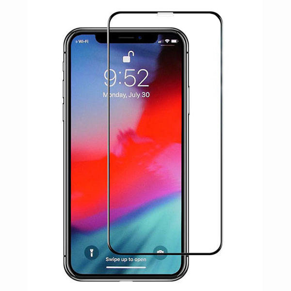 محافظ صفحه نمایش شیشه ای بنوو مدل  G01تمام چسب مناسب برای گوشی آیفون XS