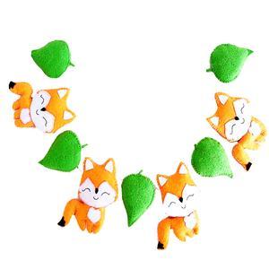 آویز تخت کودک هیاهو مدل Fox