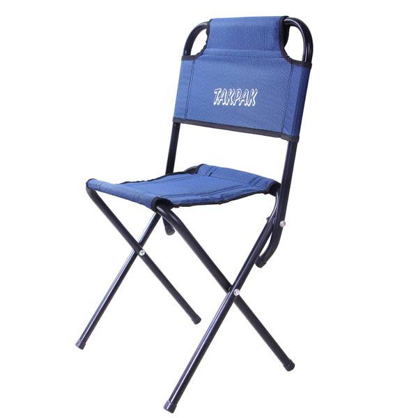 صندلی سفری تاشو تک پاک مدل Tp-200