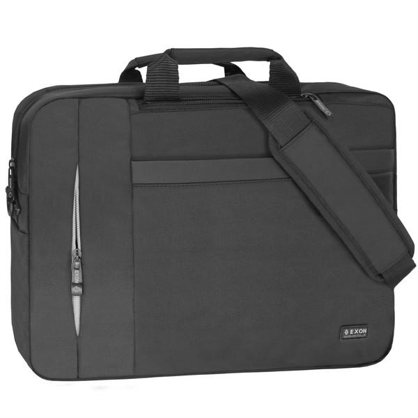 کیف لپ تاپ اکسون مدل کاریو مناسب برای لپ تاپ 15.6 اینچی