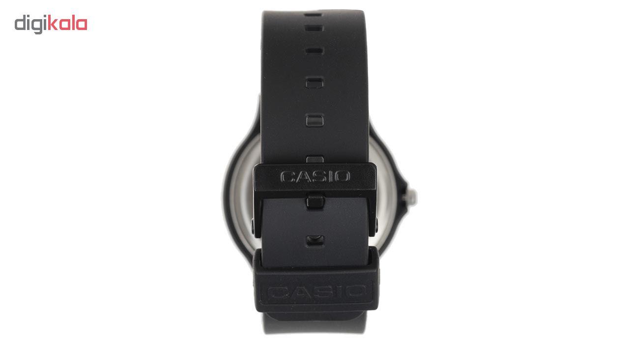 کد تخفیف                                      ساعت مچی عقربه ای مردانه کاسیو مدل MQ-24-7ELDF