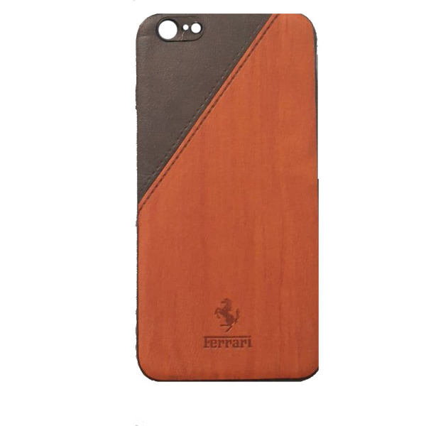 کاور طرح چرمی مدل مناسب برای گوشی موبایل اپل iphone 6/6S plus