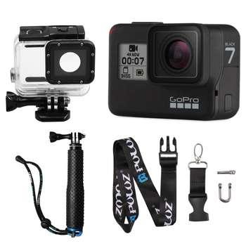 دوربین فیلم برداری ورزشی گوپرو مدل Hero۷ Blcak   GoPro Hero7 Black 4K Action Camera