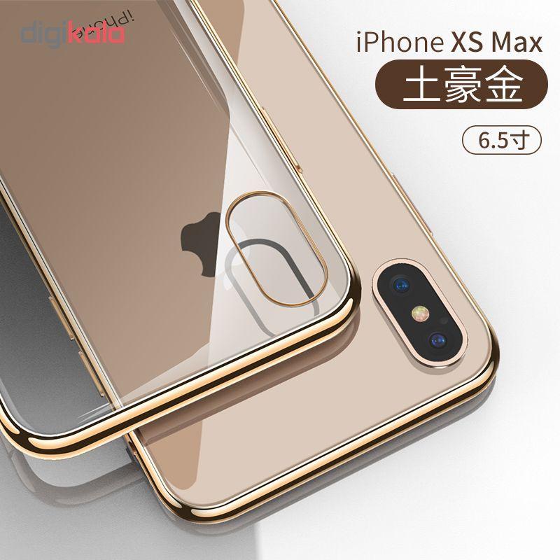 کاور آی دوژی مدل Electroplate Pc مناسب برای اپل iPhone X/XS main 1 9