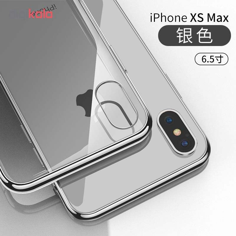 کاور آی دوژی مدل Electroplate Pc مناسب برای اپل iPhone X/XS main 1 11